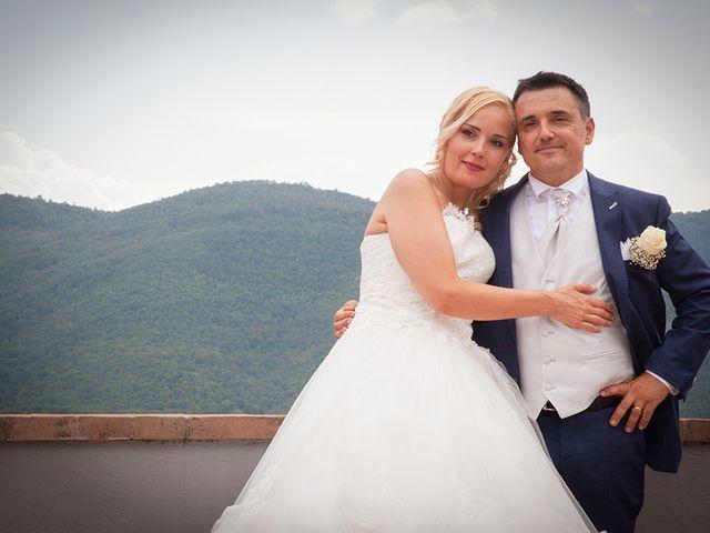 Il matrimonio di Silvia e Alessandro a Arezzo, Arezzo 19