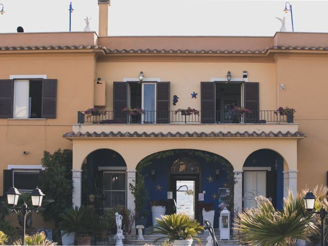 Il matrimonio di Pietro e Michela a Torvajanica, Roma 2