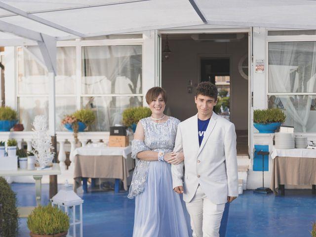 Il matrimonio di Pietro e Michela a Torvajanica, Roma 5