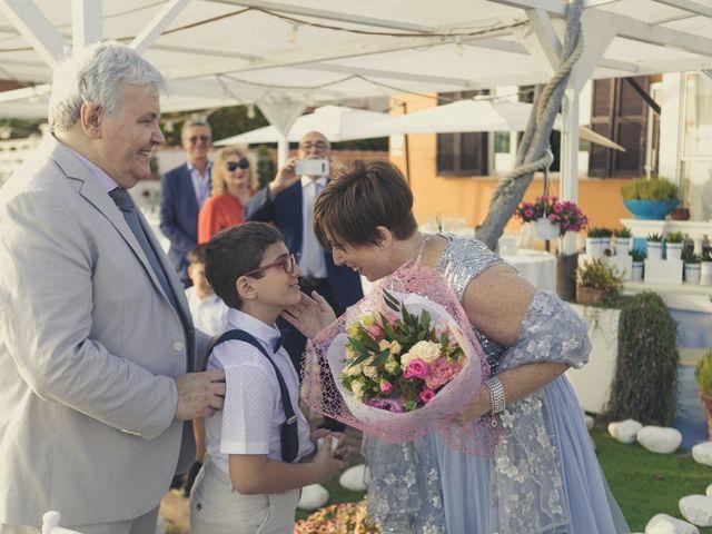 Il matrimonio di Pietro e Michela a Torvajanica, Roma 6