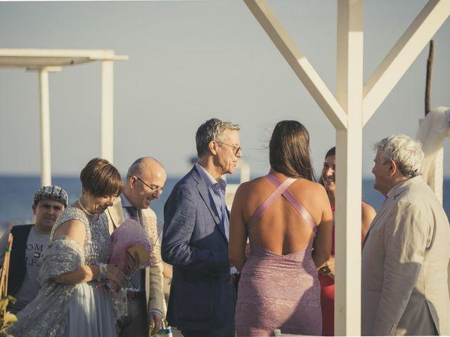 Il matrimonio di Pietro e Michela a Torvajanica, Roma 20