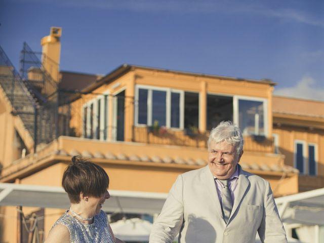 Il matrimonio di Pietro e Michela a Torvajanica, Roma 24