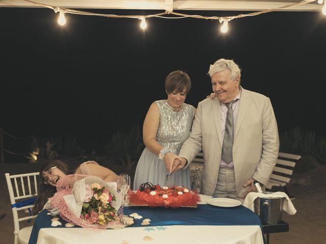 Il matrimonio di Pietro e Michela a Torvajanica, Roma 33
