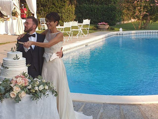 Le nozze di Omar e Tiziana