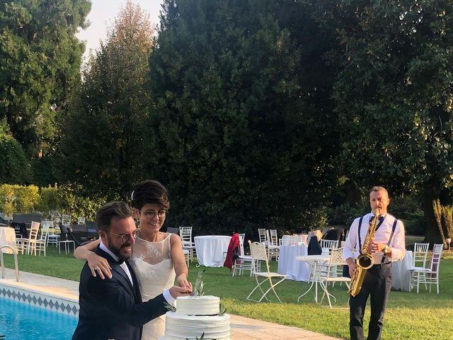 Il matrimonio di Tiziana e Omar a Parabiago, Milano 8