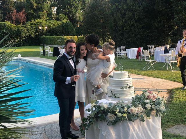 Il matrimonio di Tiziana e Omar a Parabiago, Milano 9