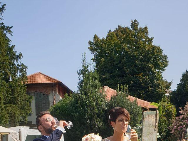 Il matrimonio di Tiziana e Omar a Parabiago, Milano 10