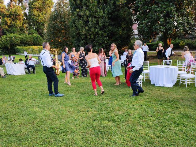 Il matrimonio di Tiziana e Omar a Parabiago, Milano 11
