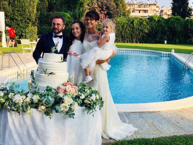Il matrimonio di Tiziana e Omar a Parabiago, Milano 1