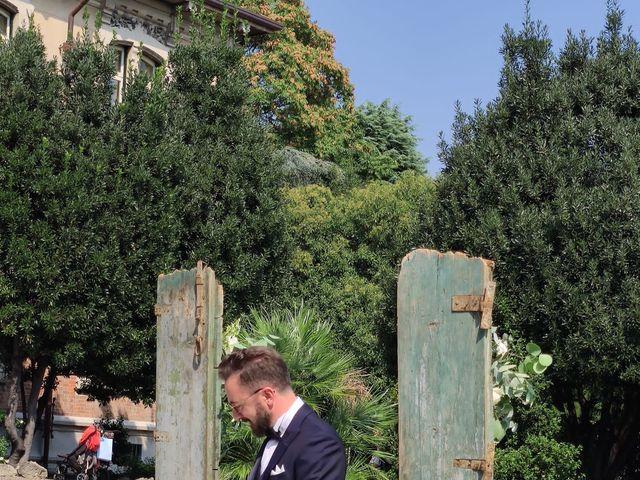 Il matrimonio di Tiziana e Omar a Parabiago, Milano 15