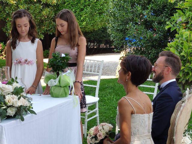 Il matrimonio di Tiziana e Omar a Parabiago, Milano 18