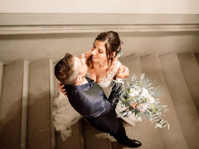 Il matrimonio di Guido e Anna a Piovera, Alessandria 1