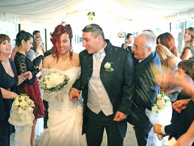 Il matrimonio di Fabrizio e Cithwann a Frascati, Roma 3