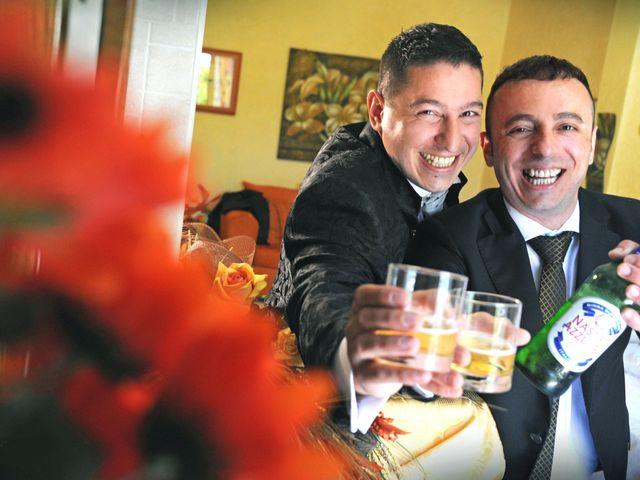 Il matrimonio di Fabrizio e Cithwann a Frascati, Roma 21