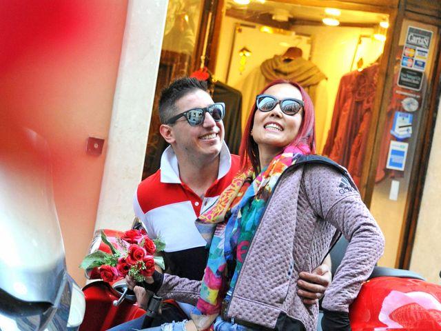 Il matrimonio di Fabrizio e Cithwann a Frascati, Roma 22