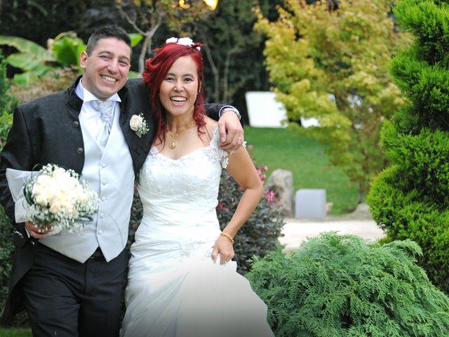 Il matrimonio di Fabrizio e Cithwann a Frascati, Roma 25