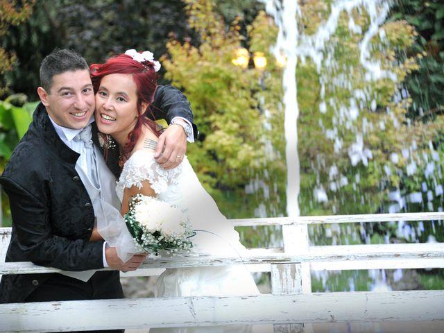 Il matrimonio di Fabrizio e Cithwann a Frascati, Roma 27