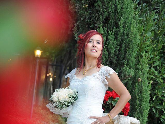Il matrimonio di Fabrizio e Cithwann a Frascati, Roma 28