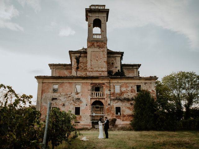 Il matrimonio di Davide e Silvia a Meldola, Forlì-Cesena 1