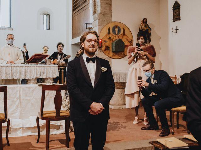 Il matrimonio di Davide e Silvia a Meldola, Forlì-Cesena 34