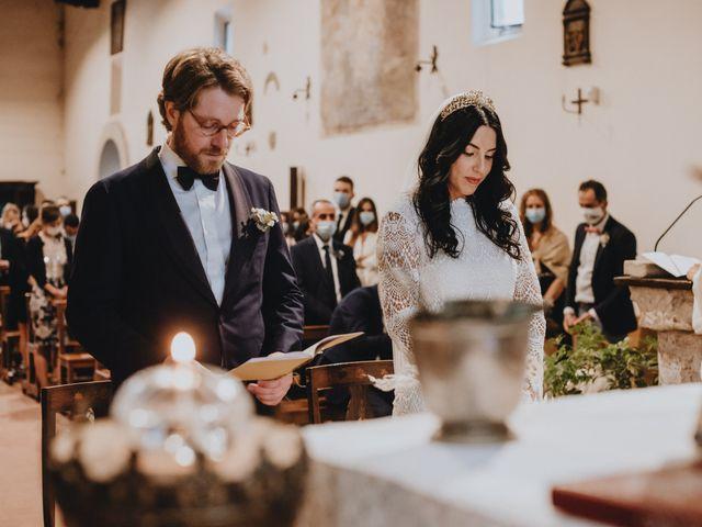 Il matrimonio di Davide e Silvia a Meldola, Forlì-Cesena 37