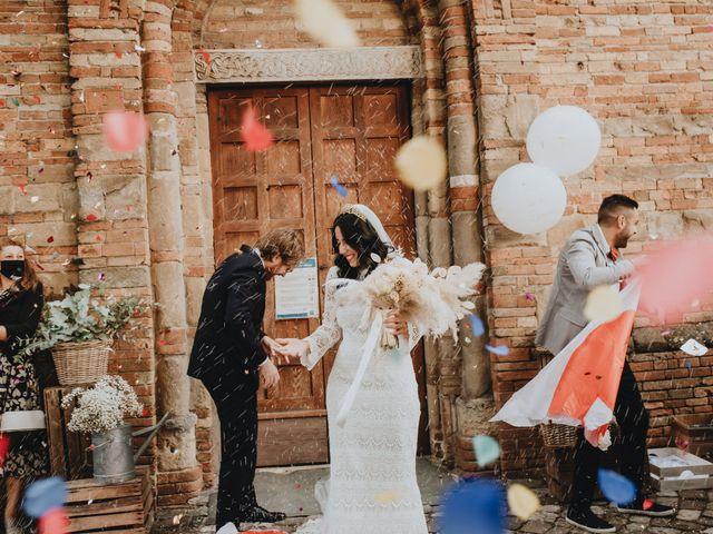 Il matrimonio di Davide e Silvia a Meldola, Forlì-Cesena 43