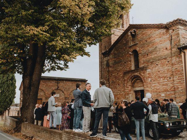 Il matrimonio di Davide e Silvia a Meldola, Forlì-Cesena 45