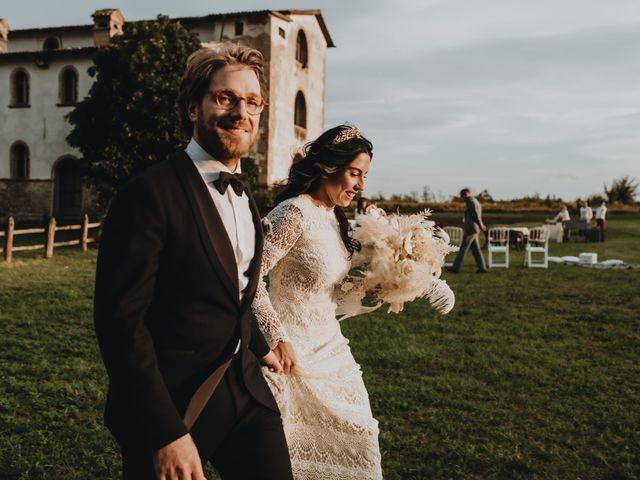 Il matrimonio di Davide e Silvia a Meldola, Forlì-Cesena 57