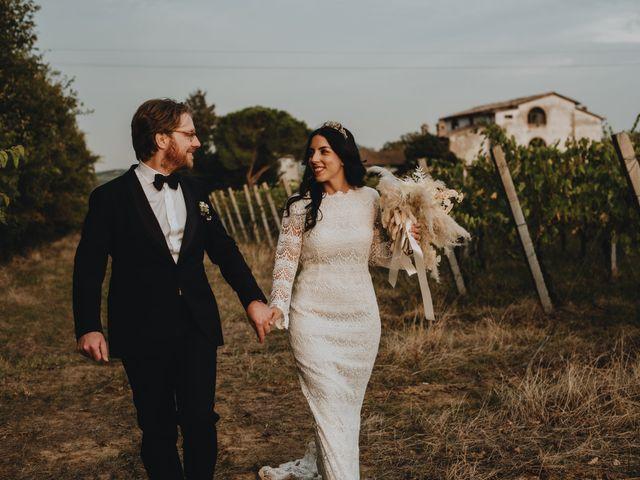 Il matrimonio di Davide e Silvia a Meldola, Forlì-Cesena 59