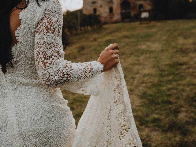Il matrimonio di Davide e Silvia a Meldola, Forlì-Cesena 62