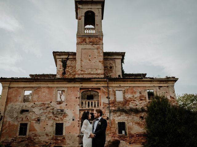 Il matrimonio di Davide e Silvia a Meldola, Forlì-Cesena 63
