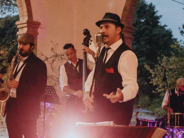 Il matrimonio di Davide e Silvia a Meldola, Forlì-Cesena 69