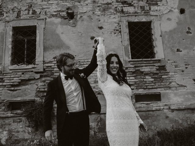Il matrimonio di Davide e Silvia a Meldola, Forlì-Cesena 70