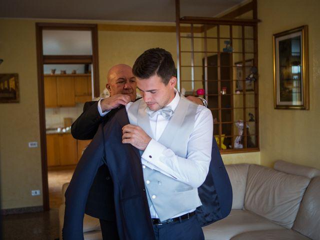 Il matrimonio di Daniel e Sabrina a Calcinate, Bergamo 2