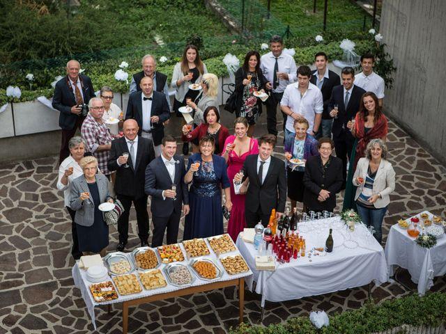 Il matrimonio di Daniel e Sabrina a Calcinate, Bergamo 7
