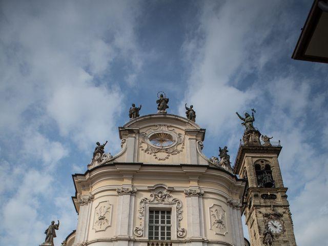 Il matrimonio di Daniel e Sabrina a Calcinate, Bergamo 8