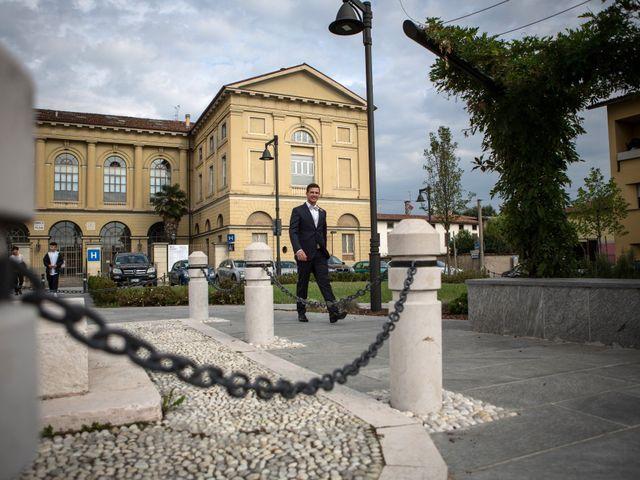 Il matrimonio di Daniel e Sabrina a Calcinate, Bergamo 11