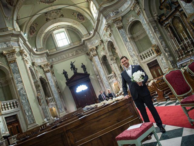 Il matrimonio di Daniel e Sabrina a Calcinate, Bergamo 12