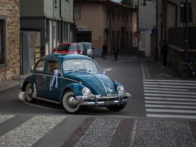 Il matrimonio di Daniel e Sabrina a Calcinate, Bergamo 13