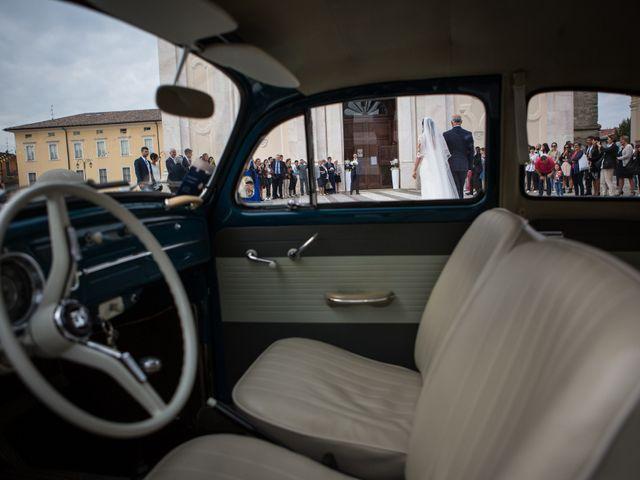 Il matrimonio di Daniel e Sabrina a Calcinate, Bergamo 16