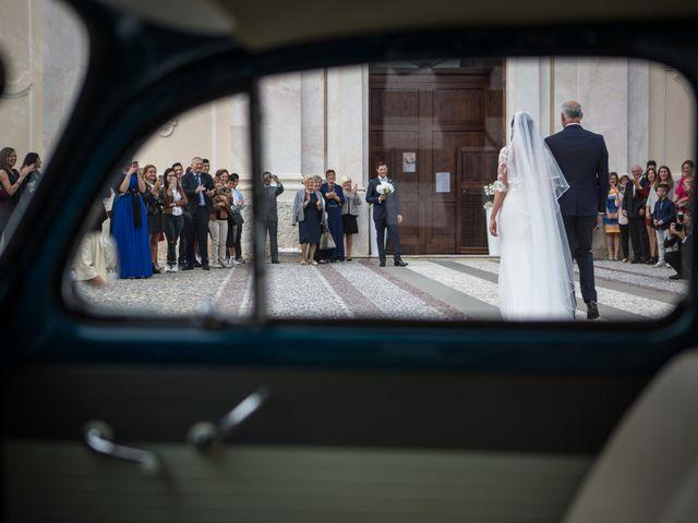 Il matrimonio di Daniel e Sabrina a Calcinate, Bergamo 17