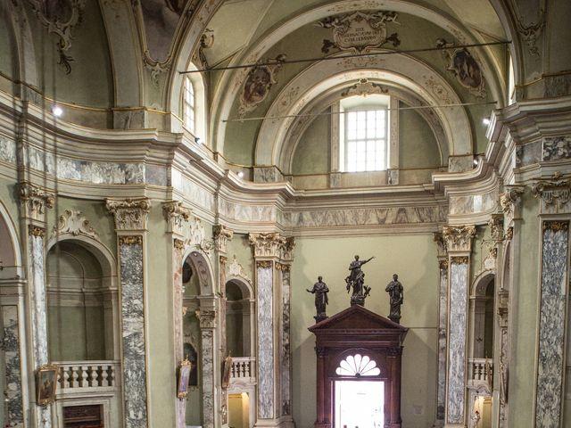 Il matrimonio di Daniel e Sabrina a Calcinate, Bergamo 18