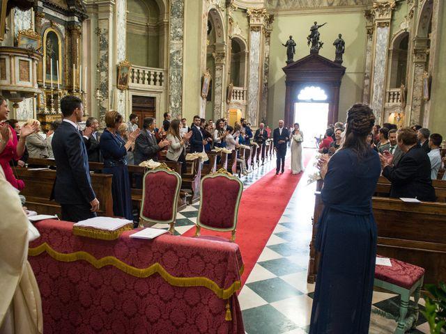 Il matrimonio di Daniel e Sabrina a Calcinate, Bergamo 19