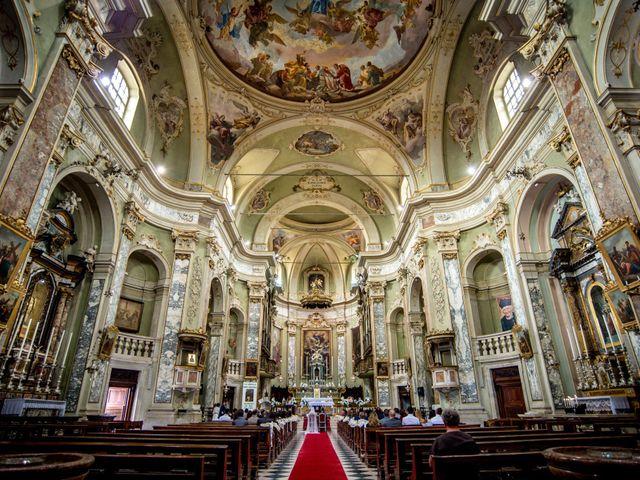 Il matrimonio di Daniel e Sabrina a Calcinate, Bergamo 20