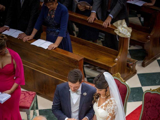 Il matrimonio di Daniel e Sabrina a Calcinate, Bergamo 22