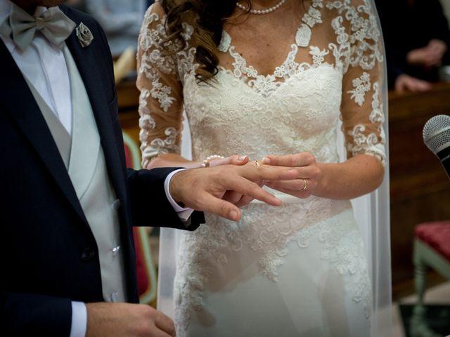 Il matrimonio di Daniel e Sabrina a Calcinate, Bergamo 23
