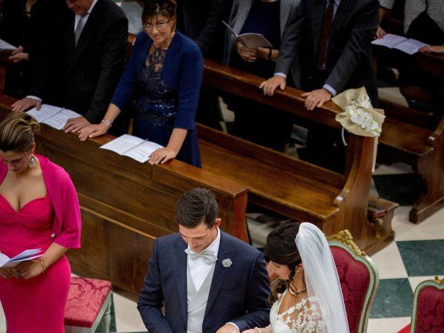 Il matrimonio di Daniel e Sabrina a Calcinate, Bergamo 24