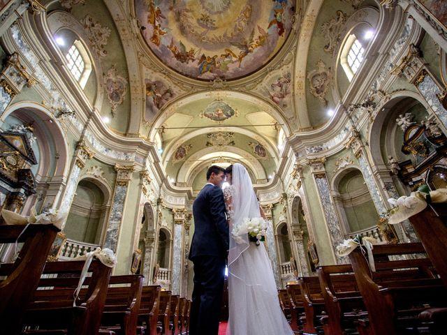 Il matrimonio di Daniel e Sabrina a Calcinate, Bergamo 25