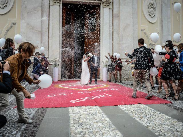 Il matrimonio di Daniel e Sabrina a Calcinate, Bergamo 26