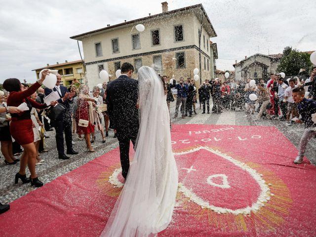 Il matrimonio di Daniel e Sabrina a Calcinate, Bergamo 27